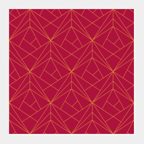 Shapes Square Art Prints | Artist : Palna Patel