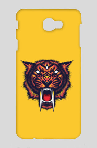 Saber Tooth Samsung On Nxt Cases | Artist : Inderpreet Singh