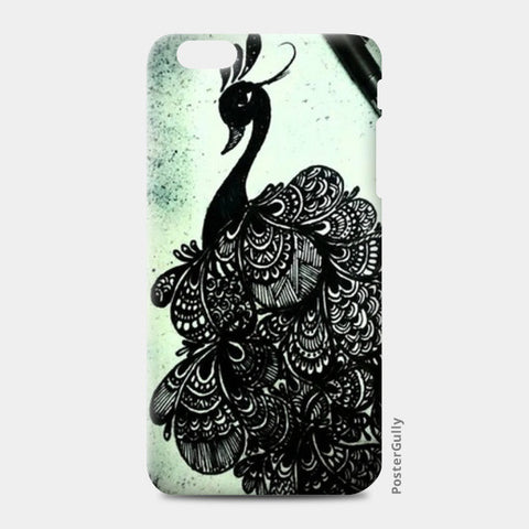 iPhone 6/6S Plus Cases, Zentangled iPhone 6 Plus/6S Plus Cases | Artist : Surabhi Jha, - PosterGully