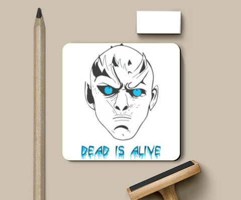 Coasters, Game of Thrones - White Walker Coasters | Artist : Charcoal, - PosterGully