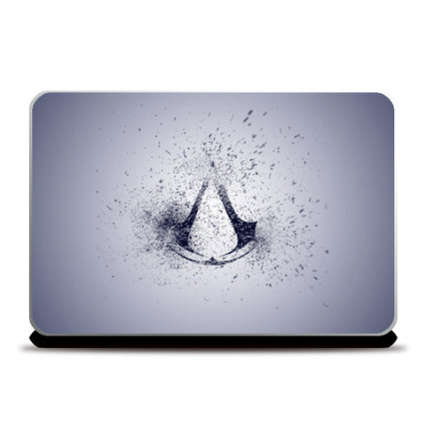 assassin's creed gaming laptop skin Laptop Skins | Artist : Aakarsh Sharma
