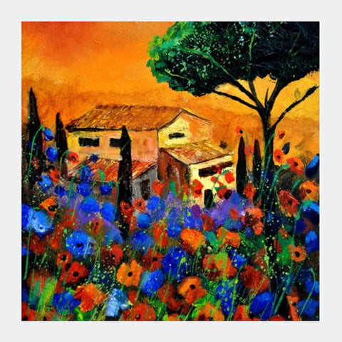 Tuscany 452 Square Art Prints PosterGully Specials