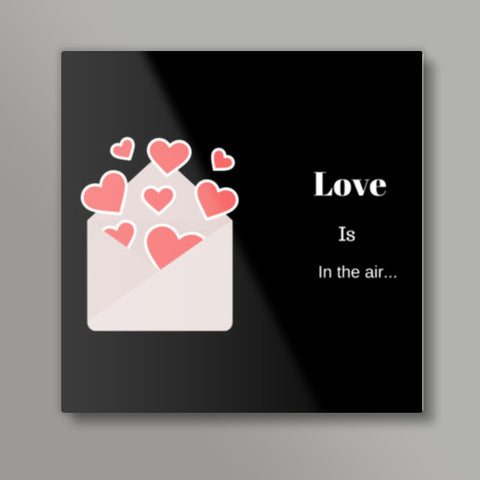 Love is in the Air Metal Prints | Artist : Pallavi Rawal