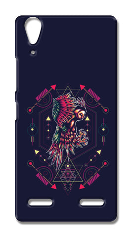 Owl Artwork Lenovo A6000 Cases | Artist : Inderpreet Singh