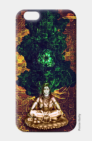 Shiva in, Shiva out iPhone 6/6S Cases | Artist : Rockpire Designs