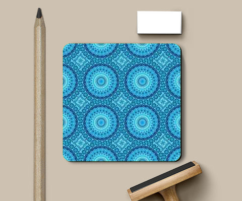 Decorative Patterns Coasters | Artist : Delusion