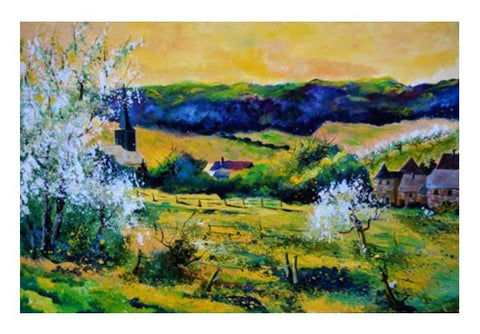 PosterGully Specials, spring in matagne Wall Art | Artist : pol ledent, - PosterGully