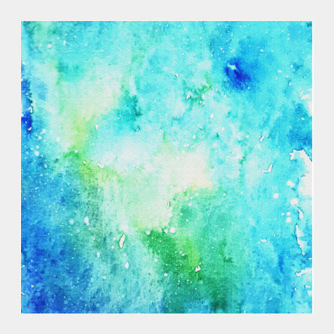 Watercolour Art Print Square Art Prints PosterGully Specials