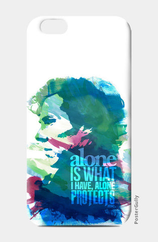 SHERLOCK iPhone 6/6S Cases | Artist : Rashi Srivastava