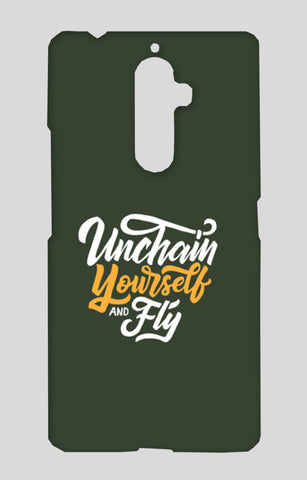 Unchain Yourself And Fly Lenovo K8 Note Cases | Artist : Inderpreet Singh