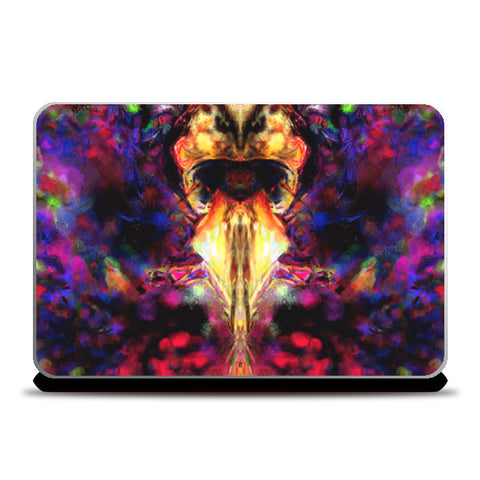 Laptop Skins, Monster evil Laptop Skin | Harshad Parab, - PosterGully