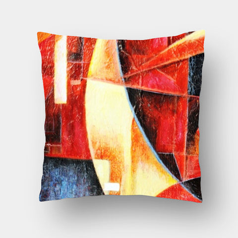Cushion Covers, lines and colours Cushion Covers | Artist : Raji Chacko classic paintings, - PosterGully