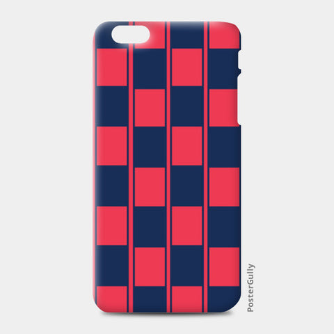 iPhone 6 Plus / 6s Plus Cases, Checker Box Pattern iPhone 6 Plus / 6s Plus Cases | Artist : Jobin Jacob, - PosterGully