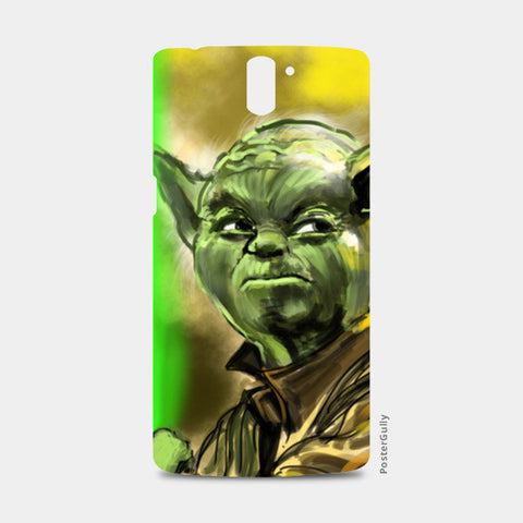 One Plus One Cases, Yoda Jedi Master Star Wars One Plus One Cases | Artist : Draw On Demand, - PosterGully