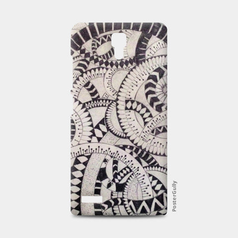 Redmi Note Cases, Abstract Patterns Redmi Note Cases | Artist : Shireen Gadru, - PosterGully