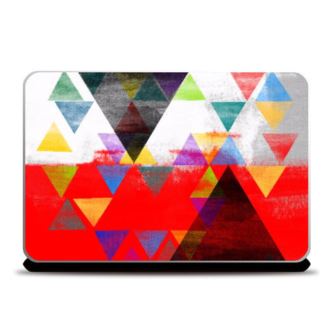 Laptop Skins, Tantra Painting - equilibrium - Laptop Skin | Artist: Sanket R, - PosterGully