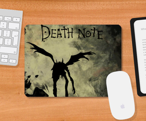 Death Note Mousepad | Artist : BY Darakhsha Dandekar and Karan Mehta
