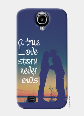 A True Love Story Samsung S4 Cases | Artist : Abhishek Bhardwaj