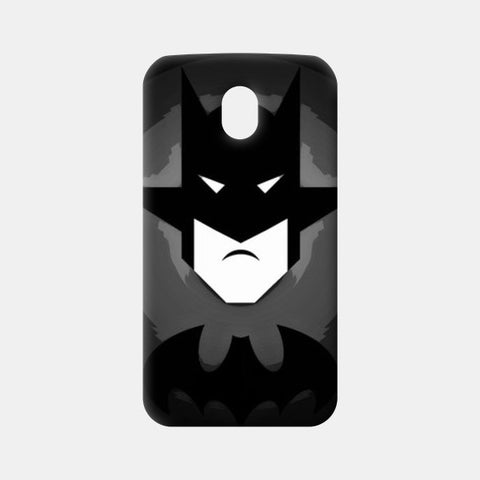 Moto G3 Cases, Mr. Bat Black Moto G3 Cases | Artist : Jax D, - PosterGully