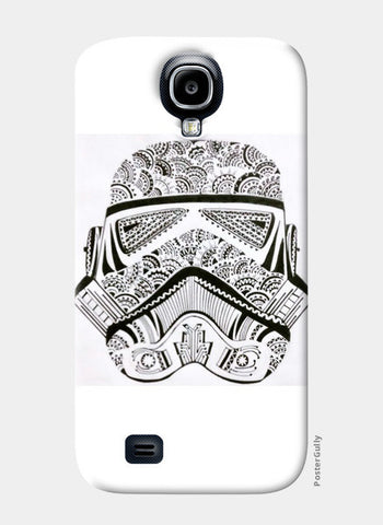 storm trooper Samsung S4 Cases | Artist : All the randomness