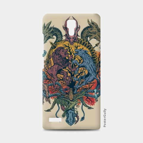 Game of thrones FAN ART  Redmi Note Cases | Artist : Monisha Miriam