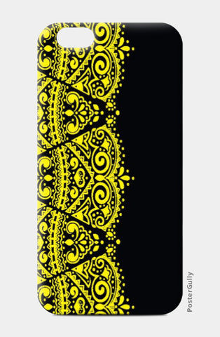 iPhone 6 / 6s, Ethnic Indian Motif iPhone 6 / 6s Case | Artist: Pratyusha Subramaniam, - PosterGully