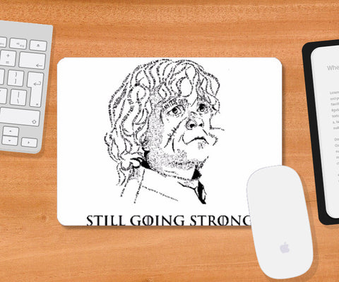 Mousepad, The Imp Mousepad | Artist: Vaidehi Panchal, - PosterGully