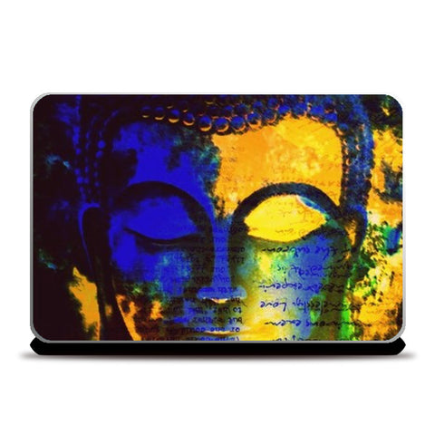 Buddha! Laptop Skins | Artist : Rockpire Designs
