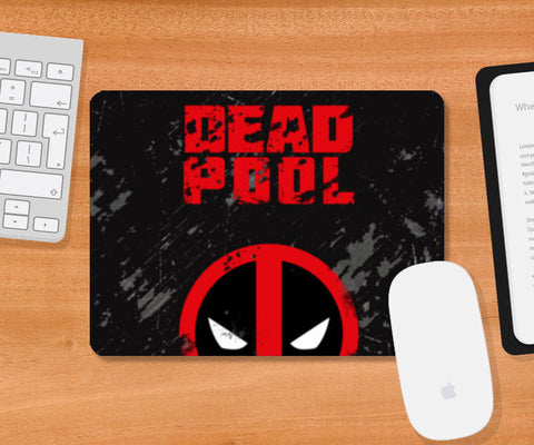 Mousepad, DeAdPoOl Mousepad | Artist : Gurmeet, - PosterGully
