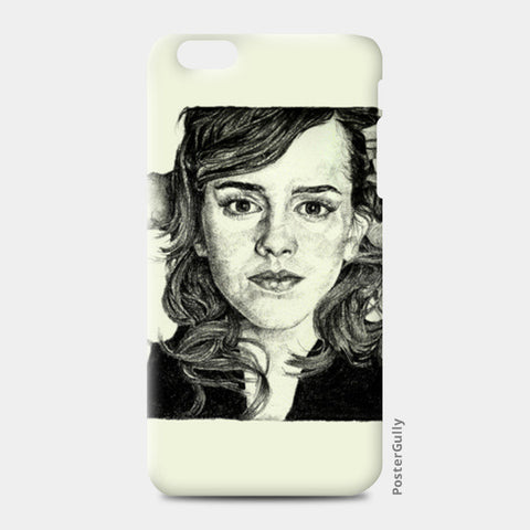 iPhone 6 Plus / 6s Plus Cases, Emma Watson iPhone 6 Plus / 6s Plus Case | Artist: Pushkar Priyadarshi, - PosterGully