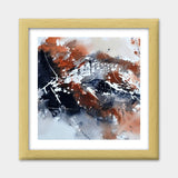 abstract 2170561 Premium Square Italian Wooden Frames | Artist : pol ledent