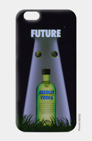 ABSOLUT future iPhone 6/6S Cases | Artist : greyfin