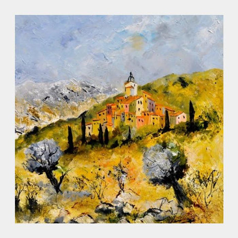 Provence 78 Square Art Prints PosterGully Specials