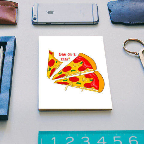 PIZZA mania! Notebook | Artist : Monami Debnath