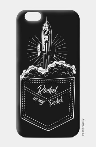rocket in my pocket iPhone 6/6S Cases | Artist : Himanshu Sood