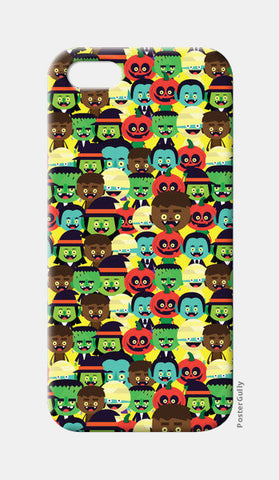 iPhone 5 Cases, HALLOWEEN MONSTERS iPhone 5 Case | Mona Singh, - PosterGully