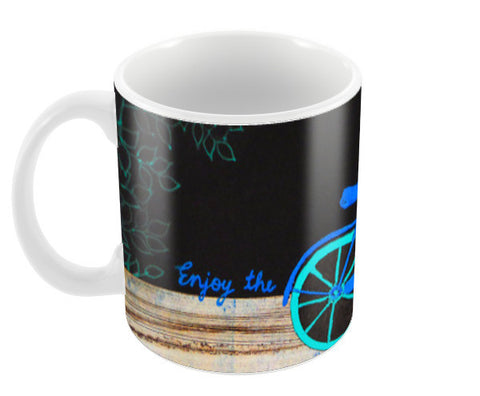 Enjoy the ride Coffee Mugs | Artist : Purvi Gadewar