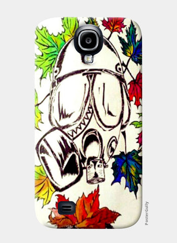 Samsung S4 Cases, Apocalypse Mask Samsung S4 Case | Artist: Awanika Anand, - PosterGully