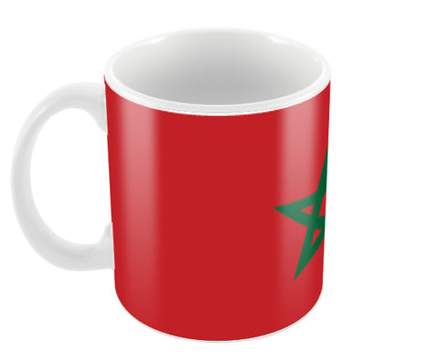 Morocco | #Footballfan Coffee Mugs | Artist : Creative DJ