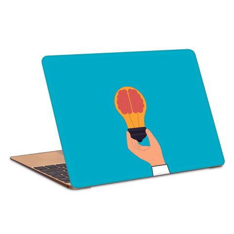 Big Idea Minimalist Artwork Laptop Skin