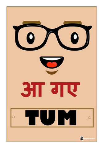 Wall Art, aa gye tum Wall Art | Artist : Graphic Gallery, - PosterGully