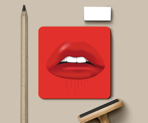 PosterGully Coasters, kisss Coasters | Artist : Scatterred Partikles, - PosterGully
