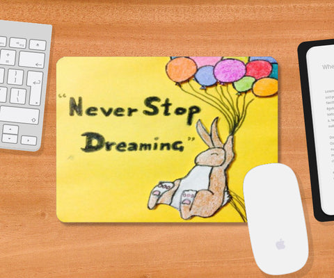 Mousepad, dream Mousepad | Doodleicious, - PosterGully