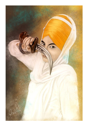 Wall Art, Kaur  Wall Art | Artist : Jaspreet Singh, - PosterGully
