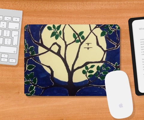 Mousepad, The night sky Mousepad | Artist : Sampriti Mukherjee, - PosterGully