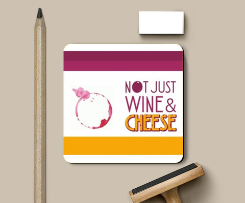 Wine it Coasters | Artist : Sarthak Gupta