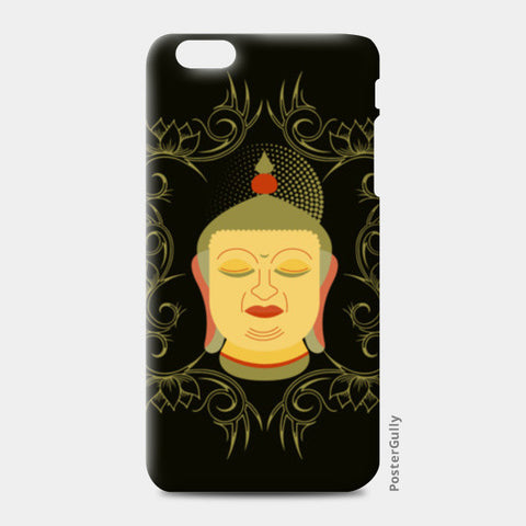 Gautama Buddha iPhone 6 Plus/6S Plus Cases | Artist : Designerchennai