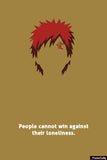 Brand New Designs, Gaara Artwork | Artist: Vibhu Agrawal, - PosterGully - 1