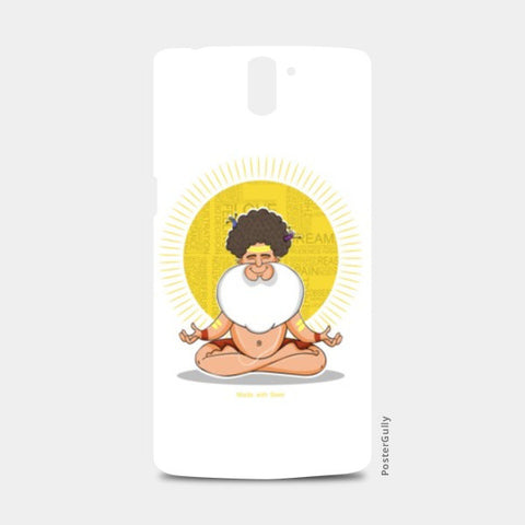 One Plus One Cases, Sadhu Re One Plus One Cases | Artist : Tejeshwar Prasad, - PosterGully
