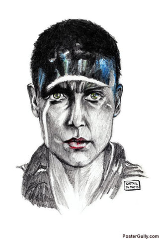 Brand New Designs, Imperator Furiosa Artwork | Artist: Karthik Abhiram, - PosterGully